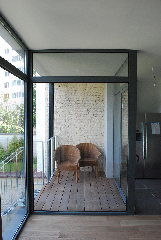 photographie intérieure de la maison Gilsoul