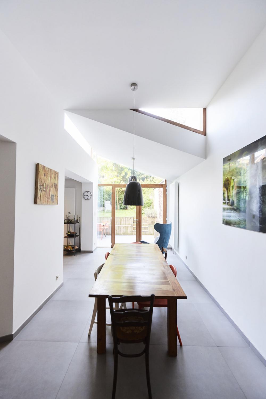 photographie intérieure de la maison Anatole France