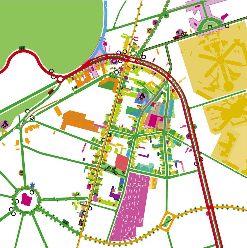 plan de l'ensemble de l'analyse du périmètre